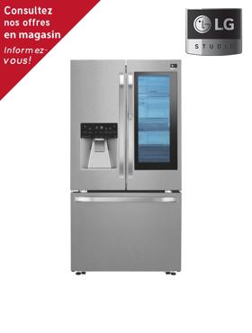 Image de Réfrigérateur 23,5 pi³