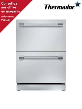 Image de Réfrigérateur tiroir double 5 pi³